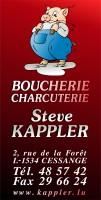 BOUCHERIE CHARCUTERIE KAPPLER STEVE